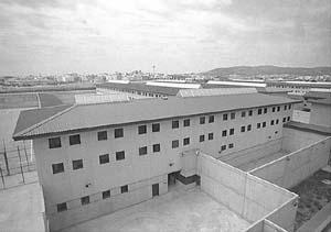 La población total de la cárcel de Palma era ayer de 980 personas.