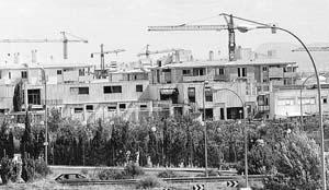 La moratoria del CIM afecta directamente a las viviendas plurifamiliares.