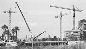 La moratoria del Govern adelantaba la aplicación del sistema de cupos de viviendas previsto en la reforma de las DOT.