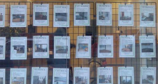 El 52,15 % de la compraventa en Baleares corresponde a viviendas usadas.