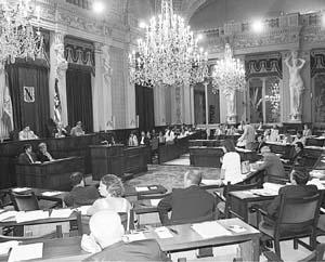 La propuesta de EU obligaría al Parlament a aprobar una modificación de la Ley Electoral de Balears.