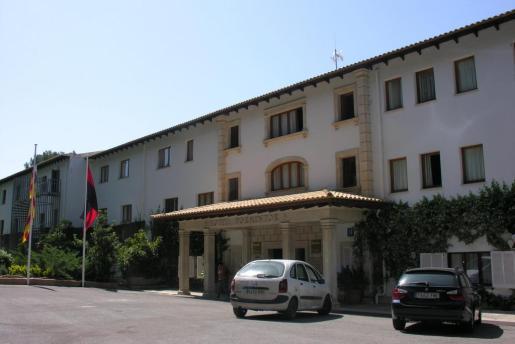 hotel formentor (elena ballestero)
