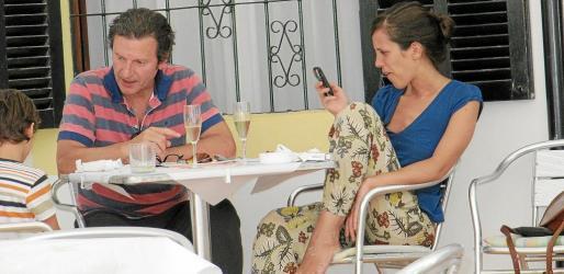 Pep Munné, en una imagen captada durante sus vacaciones.