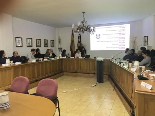 «La obsesión recaudatoria del Ayuntamiento es totalmente alarmante», ha criticado el portavoz del Grupo Municipal Popular, Xisco Ferrà.