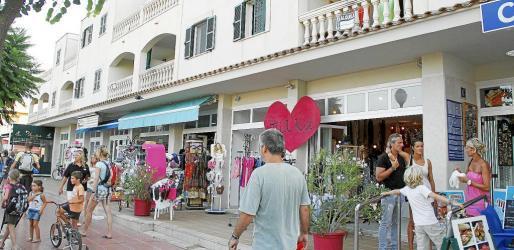 Las zonas costeras, caso de la Colònia de Sant Jordi, son de las más demandadas, tanto en oferta hotelera como residencial turística.