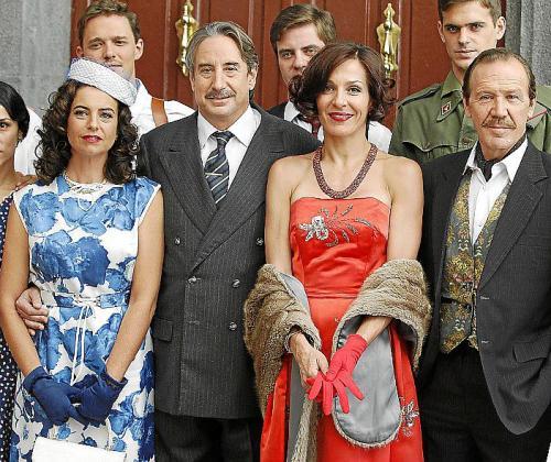 Lola Baldrich, Juanjo Puigcorbé y Natalia Millán, a las tardes de La 1.
