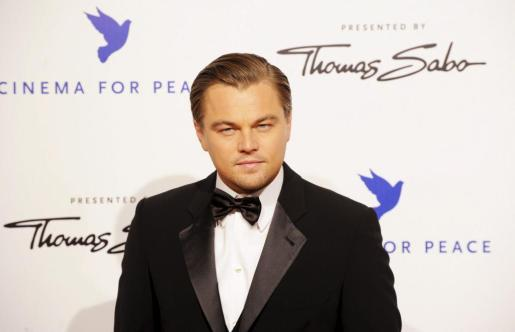 Imagen de archivo del actor americano Leonardo DiCaprio.