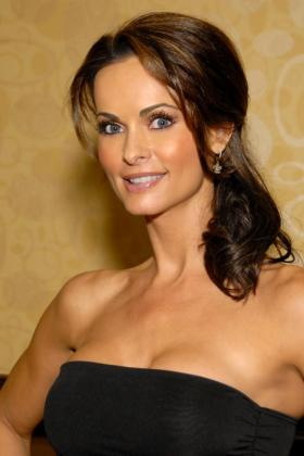 La exmodelo de Playboy Karen McDougal.