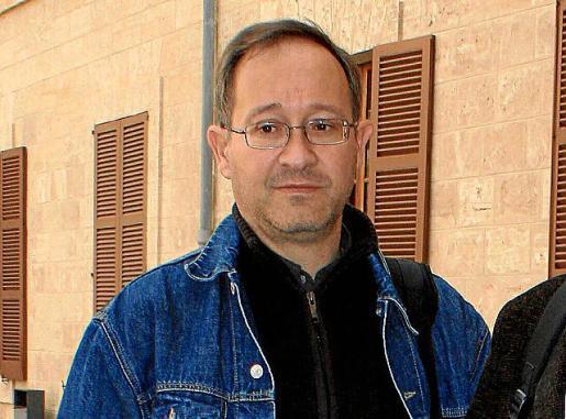 Bartomeu Salvà es profesor asociado de la UIB.