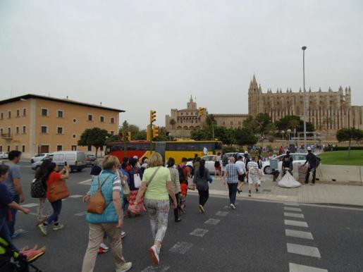 En concreto, la sanción es por la comercialización de viviendas de Mallorca sin la declaración responsable de inicio de la actividad turística o sin indicar el número de inscripción en el registro obligatorio de inmuebles autorizados.