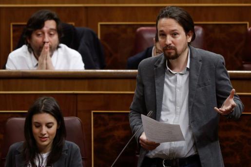 Duras palabras del líder de Podemos con respecto a la decisión del Supremo sobre el rapero Valtonyc.