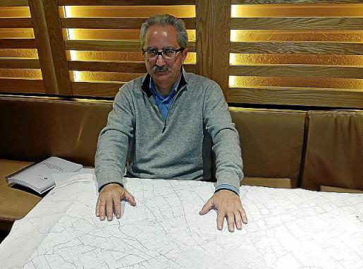 Àngel Garcia es el portavoz de Independents d'Inca.
