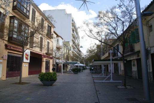 Los vecinos de Palma piden que se adelante la hora de cierre de las terrazas.