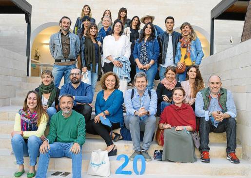 La cercanía y el ambiente distendido son dos de las características de Formentera 2.0.