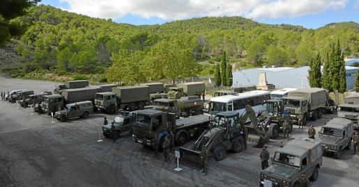 Las unidades del Ejército de Tierra se han incorporado al Mando de Presencia y Vigilancia Terrestre.