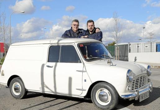 Armand Abadía compró en 2002 este Authi Mini de 1973 que restauró de forma meticulosa durante seis años