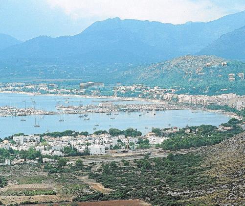 El debate sobre el insuficiente control de las infracciones urbanísticas en el suelo rústico de Pollença planea en el municipio desde hace años.