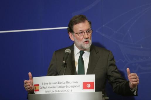 El presidente del Gobierno español, Mariano Rajoy, en una imagen reciente.