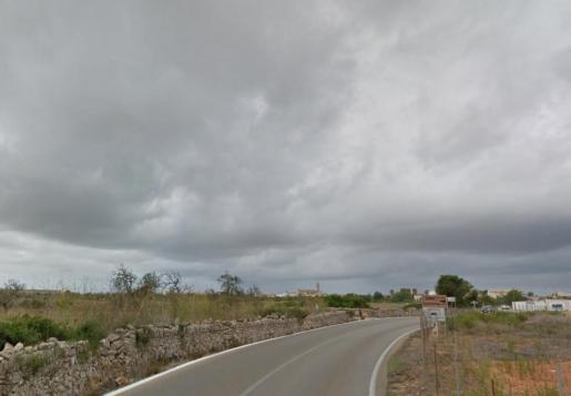 Imagen de Google Maps del lugar donde se ha producido el accidente.