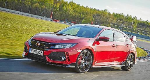 Honda quiere demostrar el espectacular potencial del Type R.