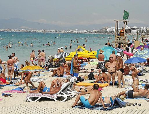 La presión aumenta en los meses de verano con el turismo.