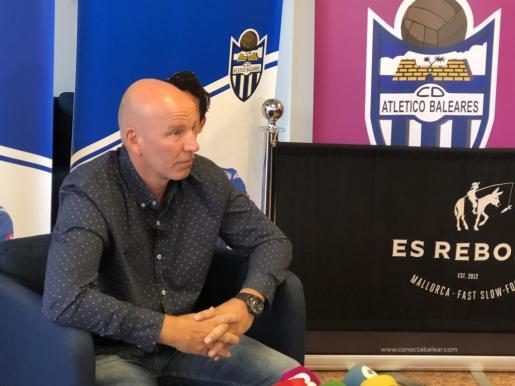 Ingo Volckmann, propietario del ATB, cree en la permanencia del equipo.