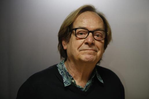El cineasta Ventura Pons, este jueves en Palma.