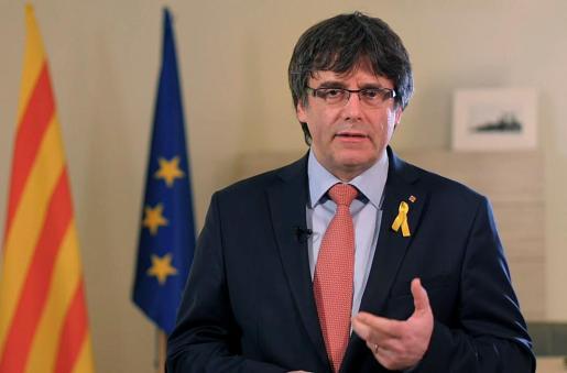 Carles Puigdemont, en una imagen reciente.