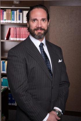 El abogado madrileño Enrique Molina.
