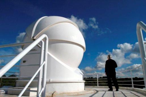 Nuevos proyectos para mantener la actividad del observatorio de Costitx.