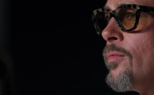 Brad Pitt, en una foto de archivo.