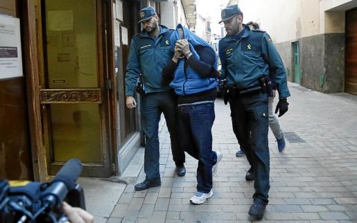 Freddy Escobar, hermano del atracador fallecido, ingresó en prisión tras ser detenido.