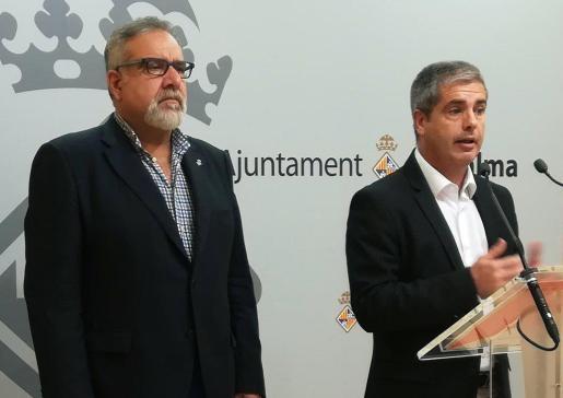Cs acusa al Gobierno de Cort de irresponsable por no regular venta ambulante ilegal.