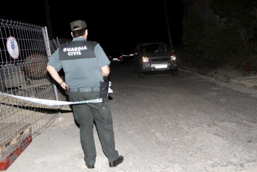 La Guardia Civil investiga el robo.