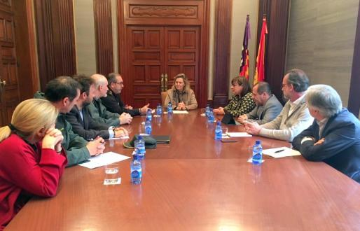El Govern y la Delegación del Gobierno colaborarán en el registro de usuarios de alquiler vacacional.