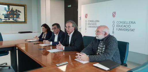 La Conselleria de Educación ha anunciado hoy la creación del Instituto de Estudios a Distancia (IEDIB).