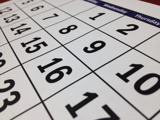 El Govern anuncia el calendario de festivos en Baleares en 2019.