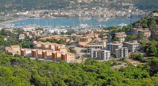 Según el GOB, esta modificación abría la puerta a que se pudieran urbanizar zonas como Monport (en la imagen) y Biniorella (Andratx), Pinares de Bonaire (Alcúdia), una zona de Canyamel (Capdepera) y una parte del Port des Canonge (Banyalbufar).