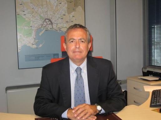 Juan Iglesias fue gerente de la EMT durante el pasado mandato.