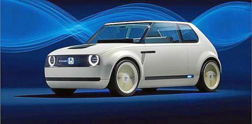 Éste será el primer eléctrico de baterías de Honda en Europa.