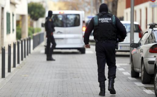 Alrededor de 200 agentes se han desplegado en esta nueva operación contra el tráfico de drogas en Mallorca.