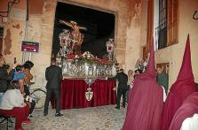 La procesión del Lunes Santo tendrá doble recorrido