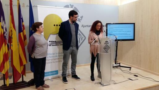 El Ayuntamiento de Palma gestionará el servicio de atención telefónico del 010.