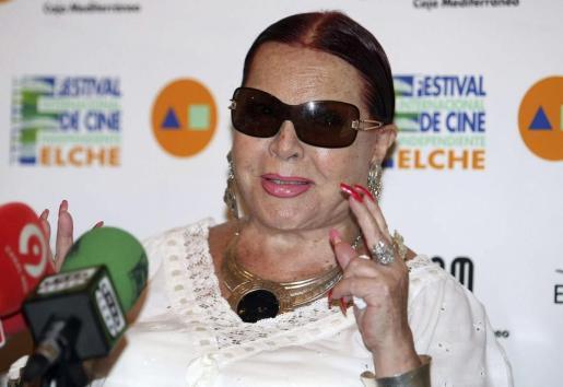 Sara Montiel, en una imagen de archivo.