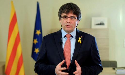 En las últimas horas se había perdido la pista al expresidente de la Generalitat desde que abandonara Finlandia.