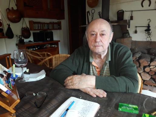 Miquel Cerdà Salas 'Norai' fue una de las figuras artísticas destacadas del norte de Mallorca.