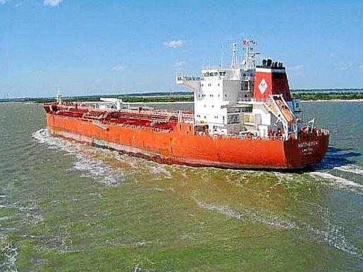 Fotografía facilitada por Consultores de Navegación del 'Mattheos I'.
