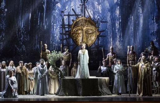 'Norma' llega al Teatre Principal de Palma.