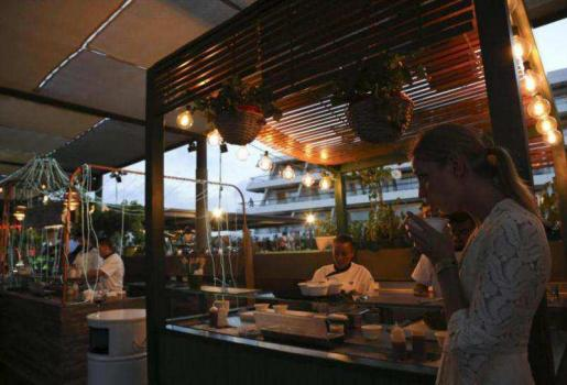 Heart Ibiza ofrece una experiencia gastronómica única y muy especial.