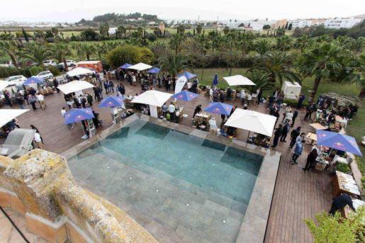 Un momento del 'Spirit & Wines' celebrado en el Hotel Xereca.